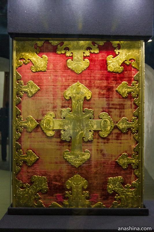 Рукописное Евангелие XVII века