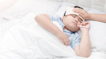 Penyebab Demam Setiap Sore Menjelang Malam Pada Anak