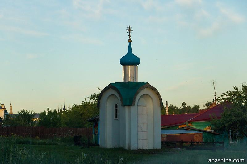 Часовня на Слободской, Суздаль