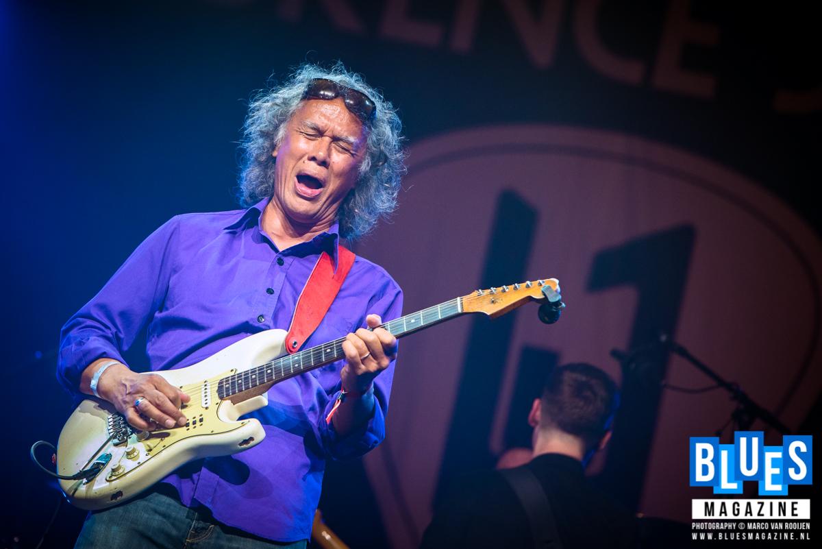 Laurence Jones @ Holland International Blues Festival 2018 Grolloo