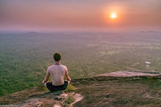 lust-4-life travel blog Sri Lanka sigiryia yoga meditation