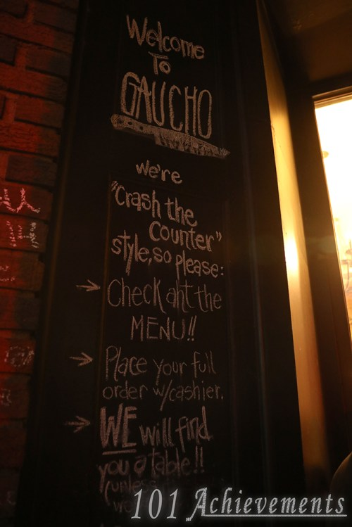 Finally Go to Gaucho!