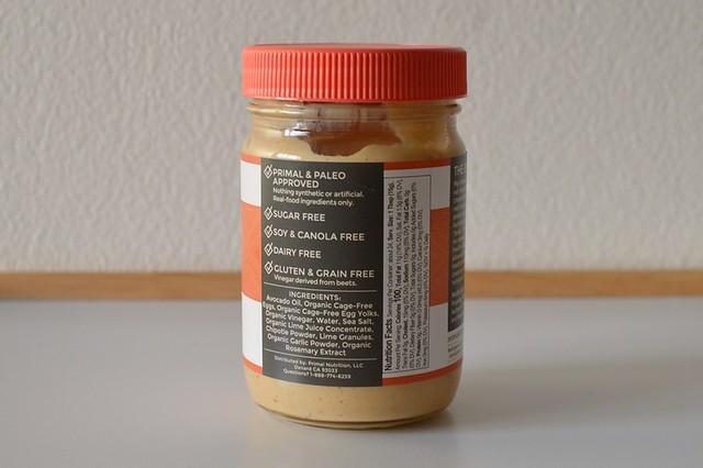 Primal Kitchen chipotle lime mayo