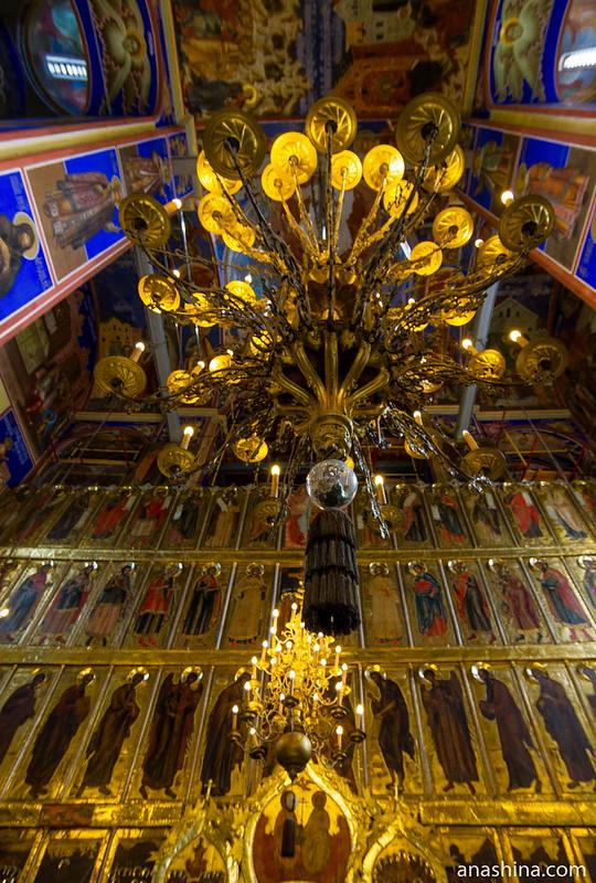 Иконостас, Собор Рождества Богородицы, Суздаль