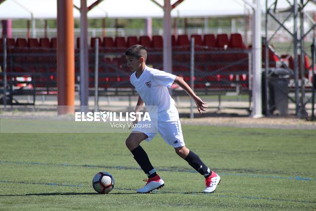 Sevilla FC - Camas CF (3ª Andaluza Alevín)