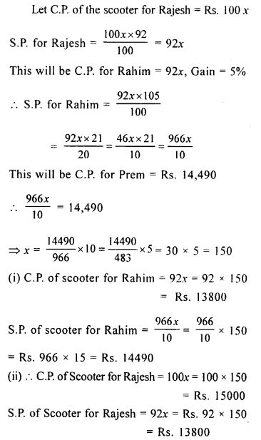 selina-concise-mathematics-class-8-icse-solutions-profit-loss-and-discount-B-11