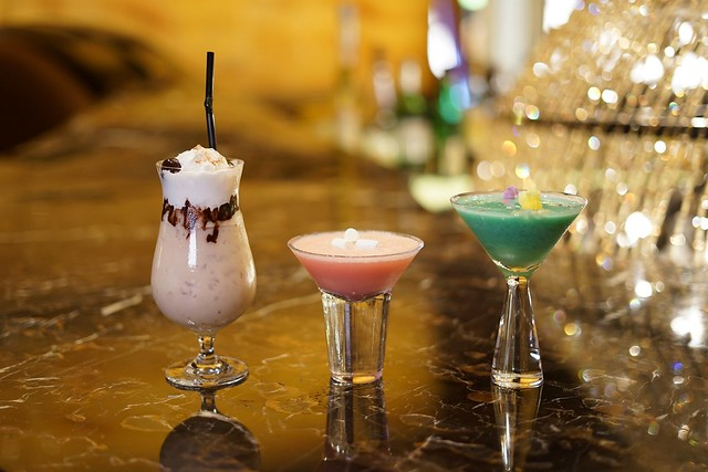The Lounge -Easter Cocktail and Mocktail