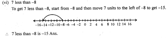 Selina Concise Mathematics Class 6 ICSE Solutions Chapter 6