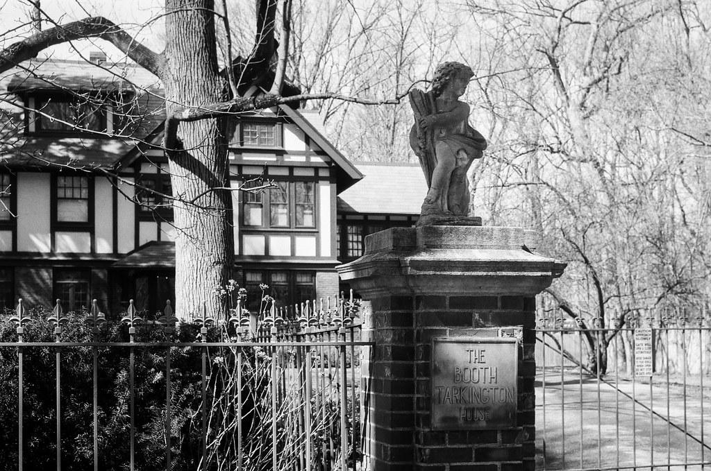 The Booth Tarkington House