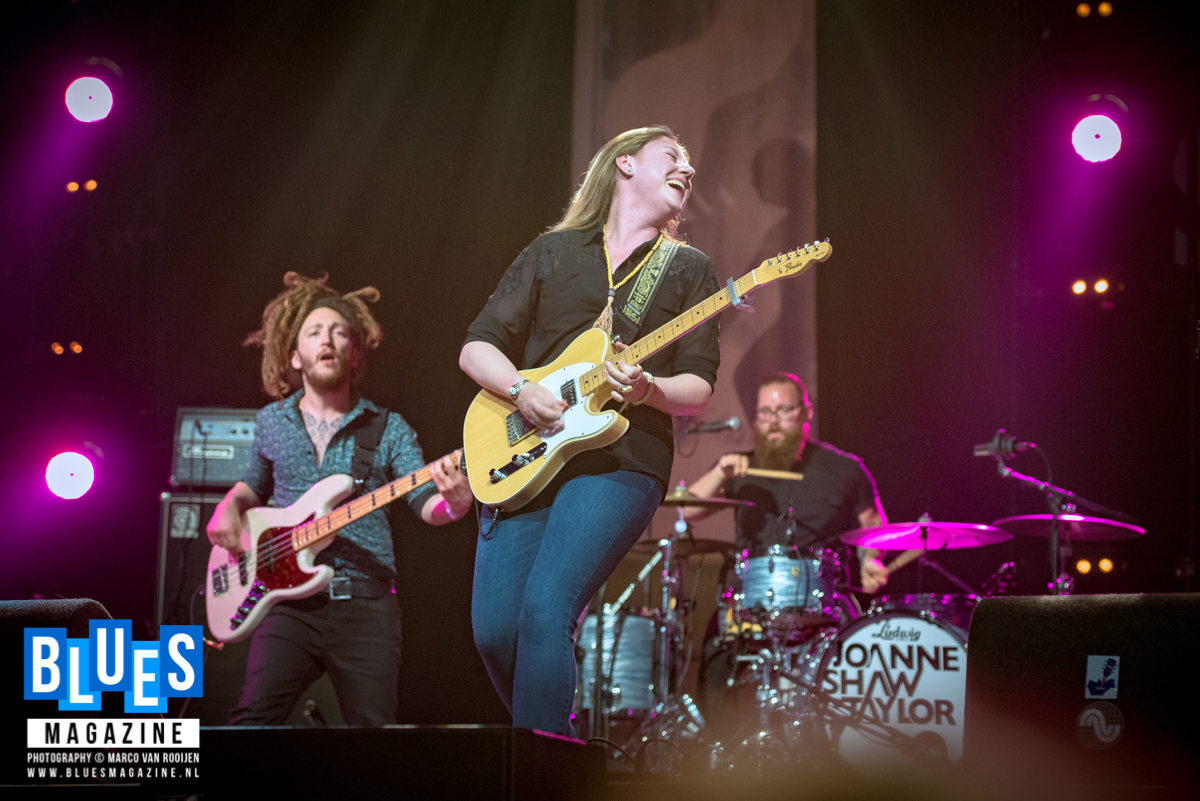 Joanne Shaw Taylor @ Holland International Blues Festival 2018 Grolloo