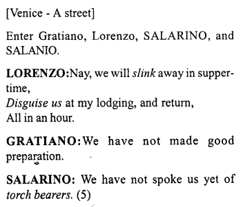 merchant-of-venice-act-2-scene-4-translation-meaning-annotations - 1