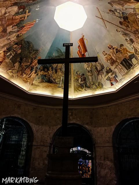 Carbon Night Market Magellan's Cross