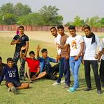 Yoga Day Mathura Photos