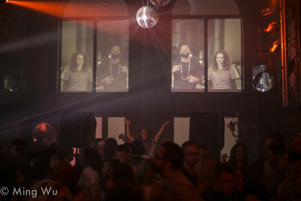 Mari Rossi @ Mercury Lounge