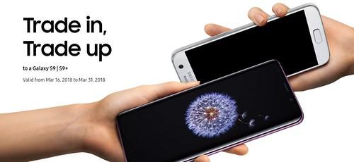 Samsung - Trade In Trade Up