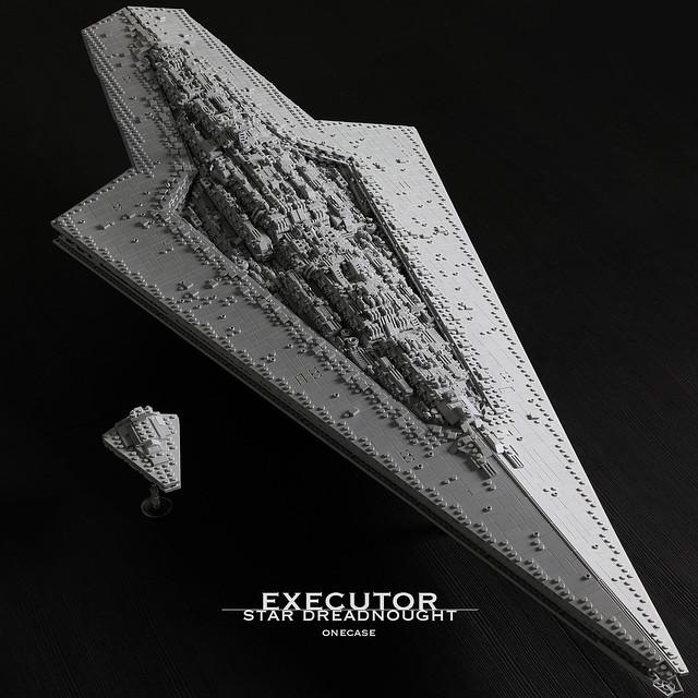 LEGO Star Wars Executor-class Star Dreadnought
