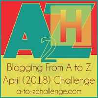 #AtoZchallenge Letter H on the Blog of author @JLenniDorner