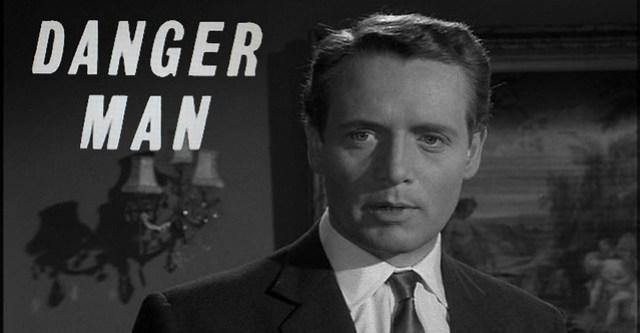 Image result for danger man patrick mcgoohan images