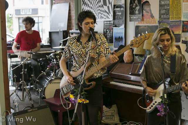 Fruit & Flowers @ The Record Centre