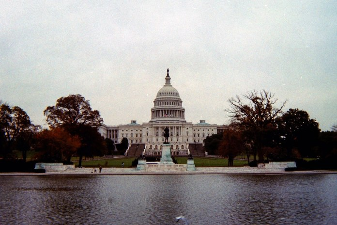 US Capitol, 1993