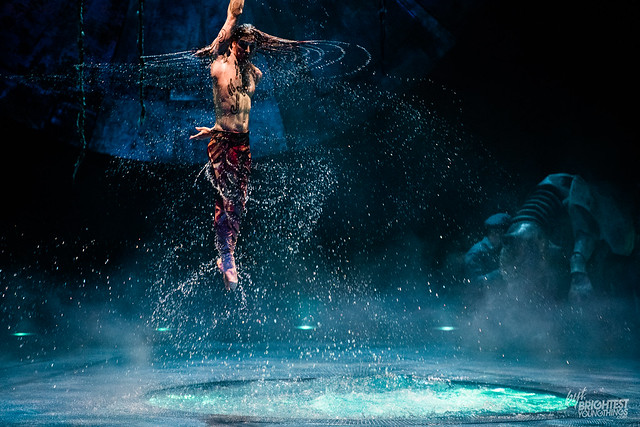 Cirque Du Soleil Luzia Premiere-77