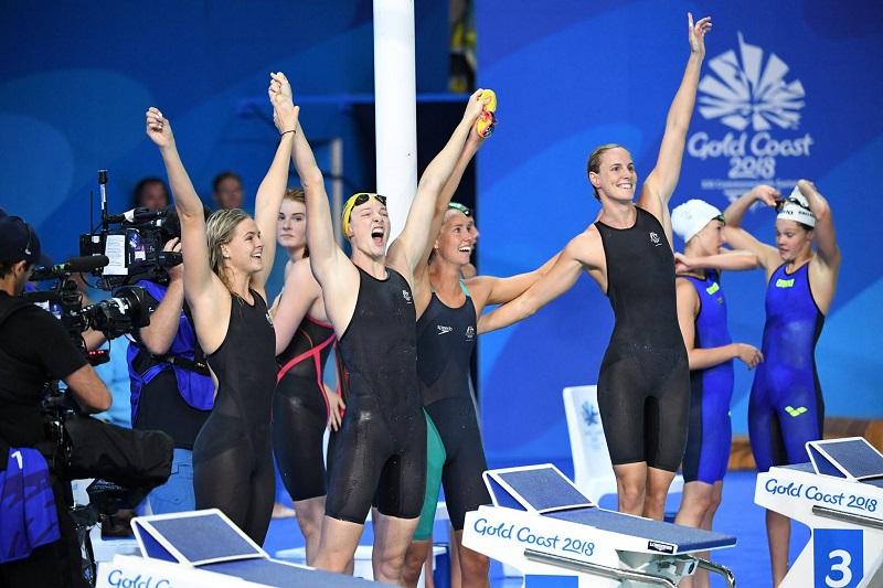 Commonwealth Games 2018: Australia padrona, le giovani alla ribalta!