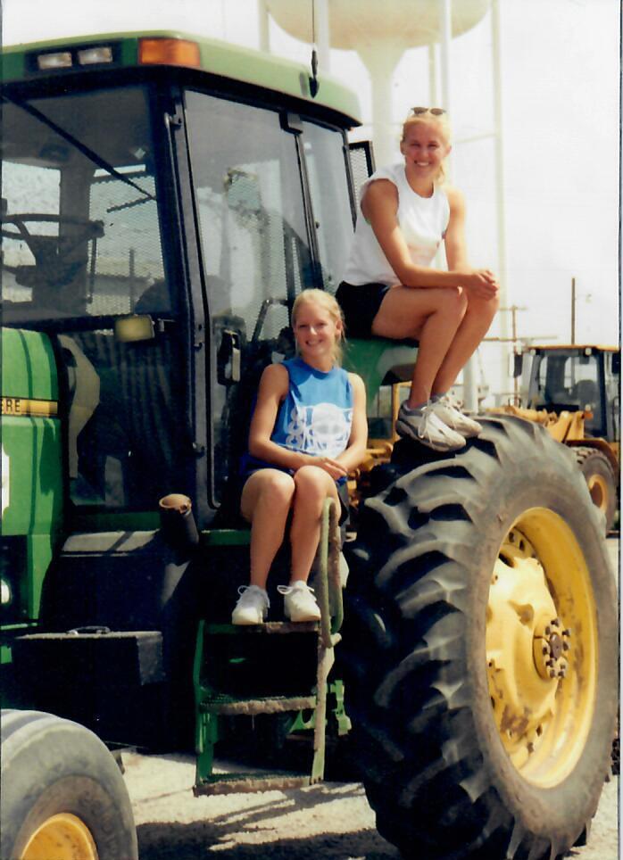 HPH-Gray County Road Dept 2002