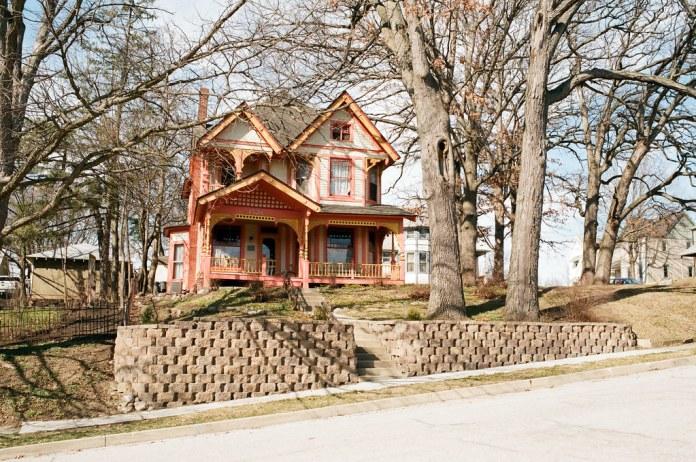 Perrin Historic District, Lafayette, IN