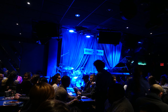 Blue Note Jazz Club New York