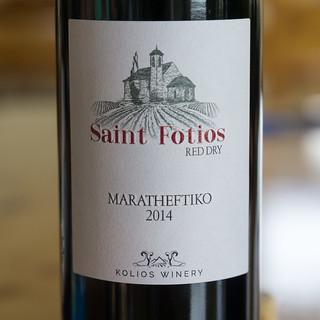 Saint Fotios, Maratheftiko