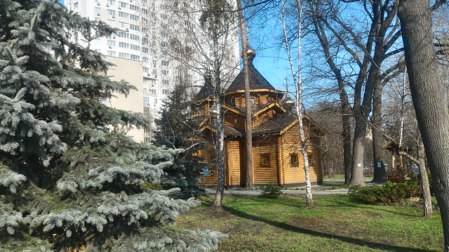 2018 04 15 Church of the Kazan icon of the Mother of God