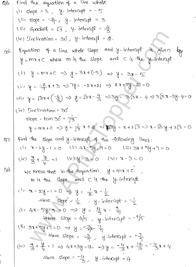 ML Aggarwal ICSE Solutions for Class 10 Maths Chapter 12
