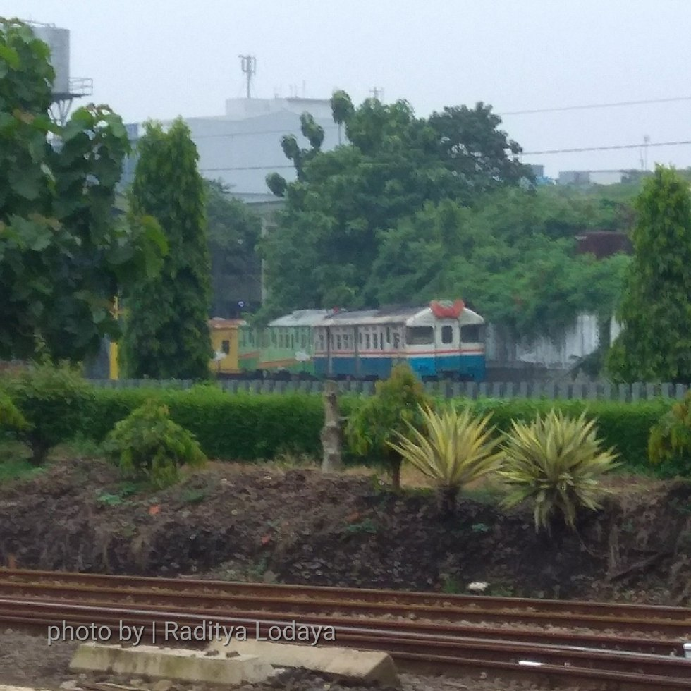 Bekas KRD Patas Non AC Bandung Raya (KRD Shinko/MCW 302)
