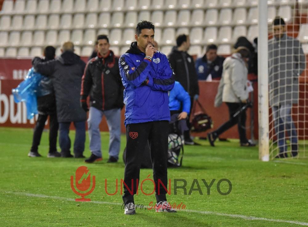 Albacete 0-1 Rayo Vallecano