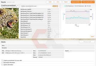 PCMark 8 Ryzen 5 1600 - OverCluster
