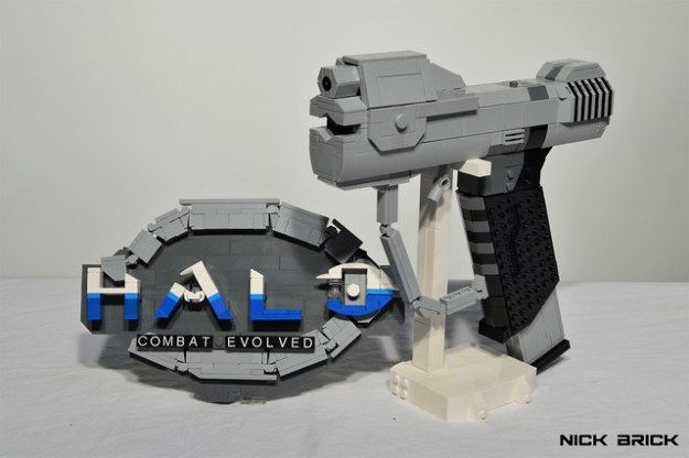 M6D Magnum - Halo: Combat Evolved