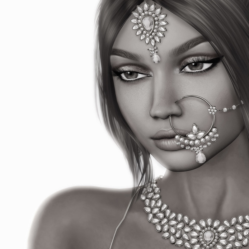 Mesh Body Parts in Second Life