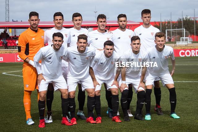 Sevilla FC C 2-0 Atlético Onubense (Tercera División G.X