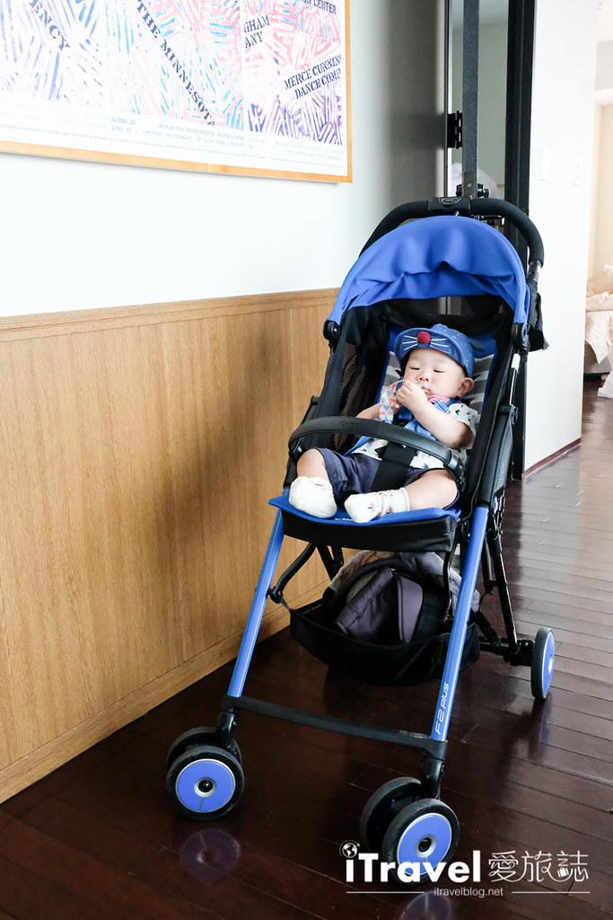 福岡飯店推薦 The Residential Suites Fukuoka (40)