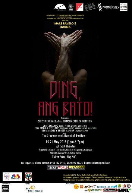 Ding Ang Bato! Updated Poster
