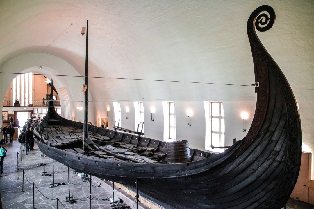 Viking Ships, Oslo, Norway