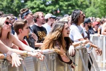 Rival Sons @ Shaky Knees Music Festival, Atlanta GA 2018