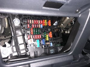 Vw Golf Fuse Box Mk7 Diagram | Wiring Diagram