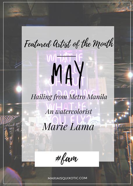 FAM Marie Lama