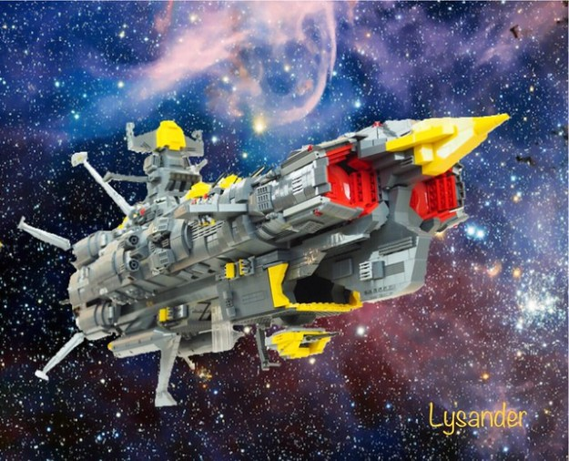 Space Battleship Andromeda