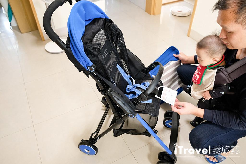 轻量型婴儿车推荐 Combi F2 Plus (16)
