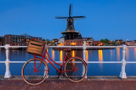 Molen de Adriaan @Haarlem