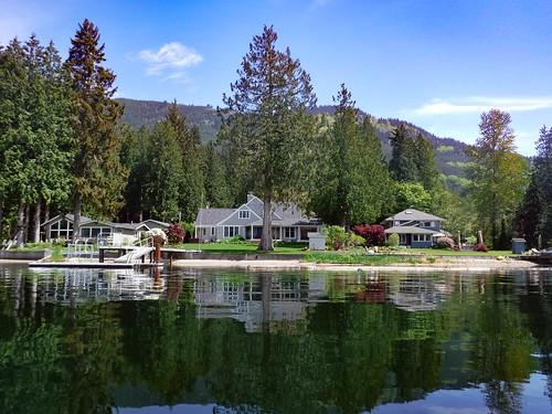 Lake Samish Paddling-56