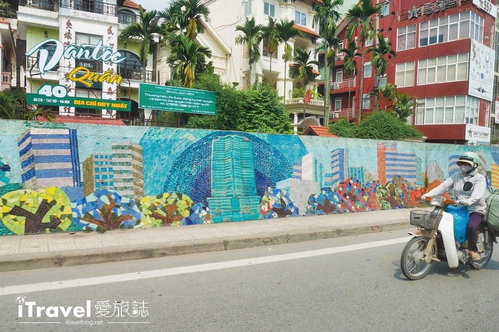 越南孟清河内中心酒店 (44)