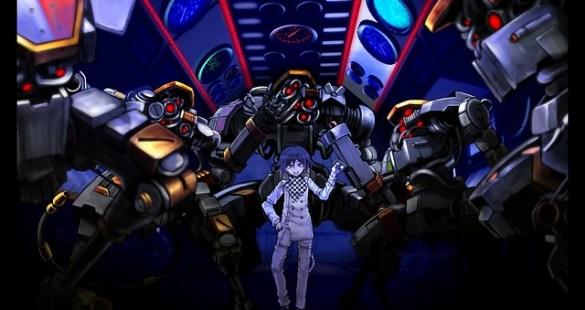 Danganronpa - Killer Machines